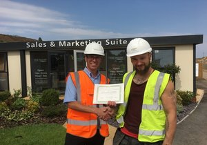 Wharf contractor of the month